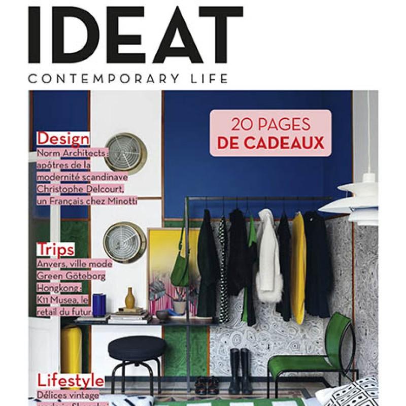 IDEAT Contemporary Life  - A Paris - Refuge d'inspiration
